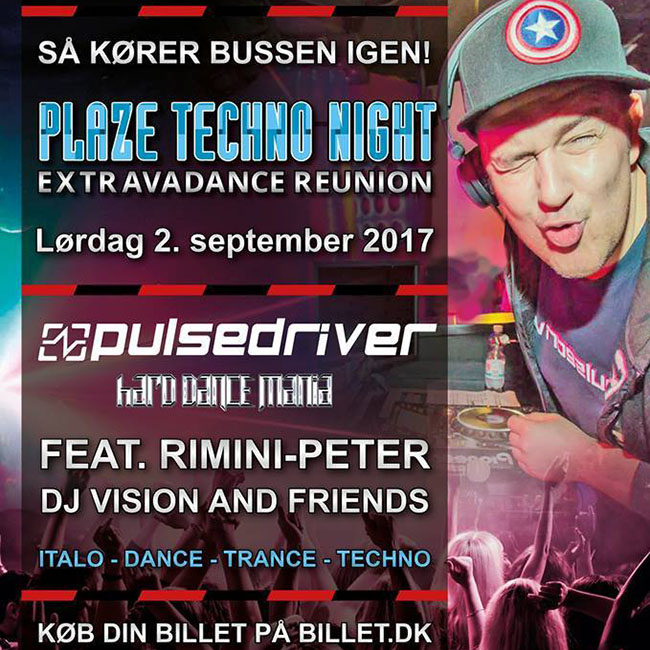 Plaze Techno Night